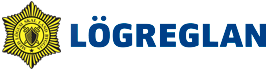 logreglan logo